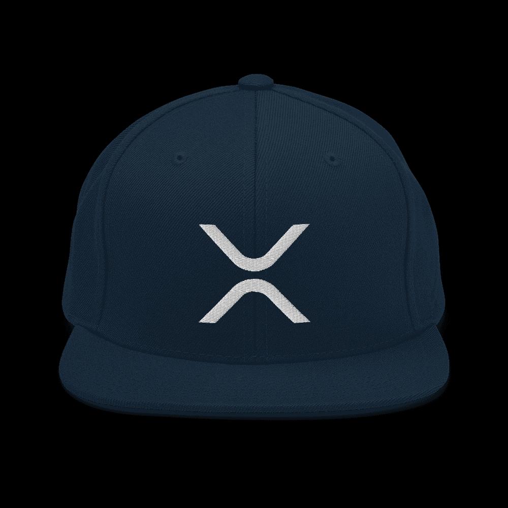 XRP Snapback Hat