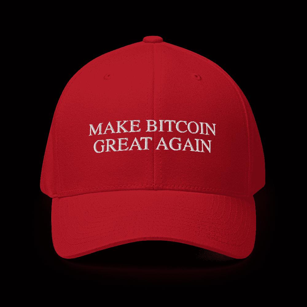Make Bitcoin Great Again Cap