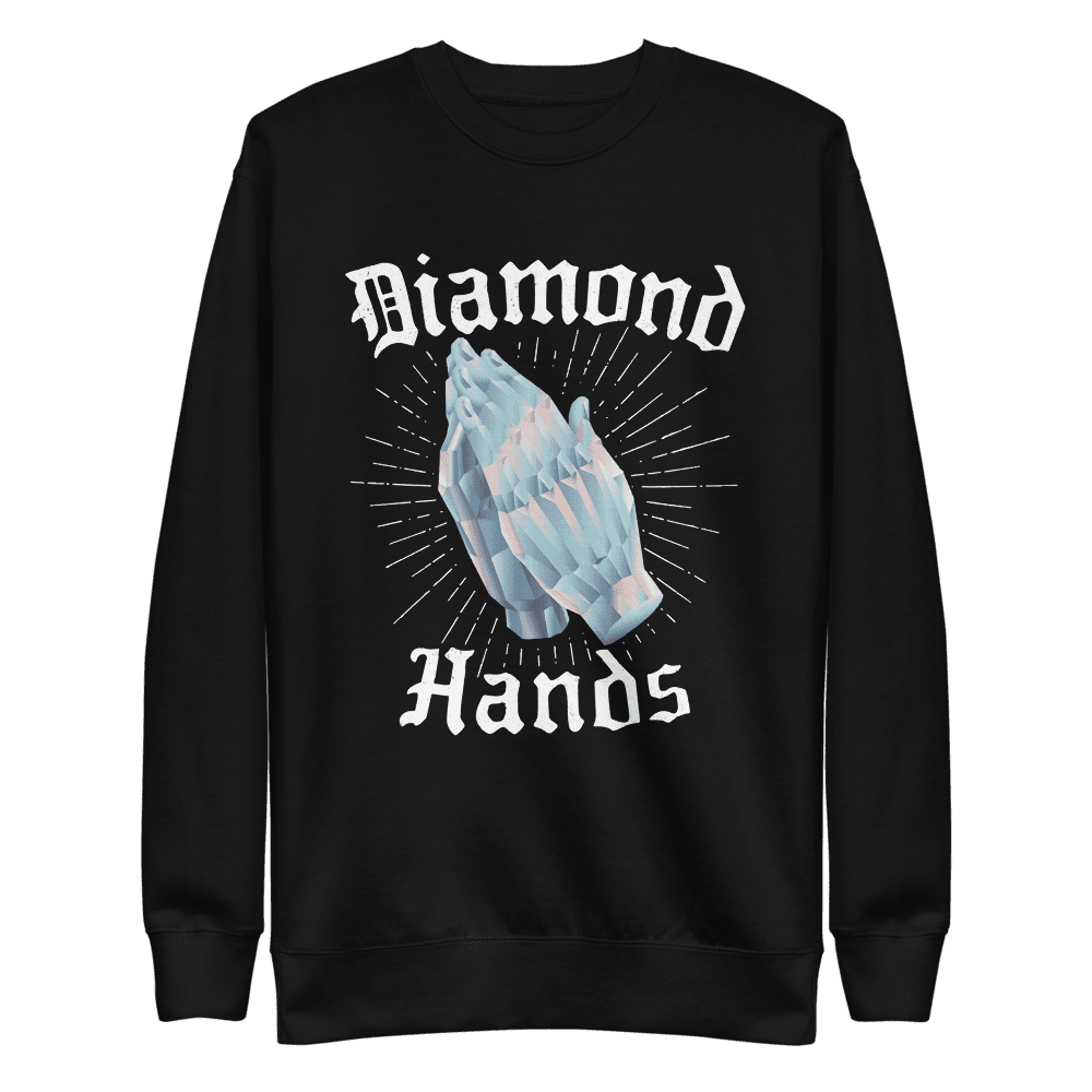 Diamond Hands Sweatshirt
