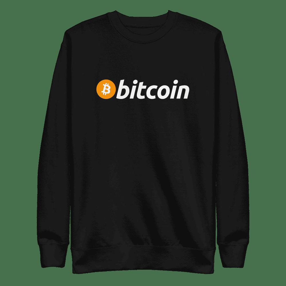 Bitcoin Classic Logo Sweatshirt