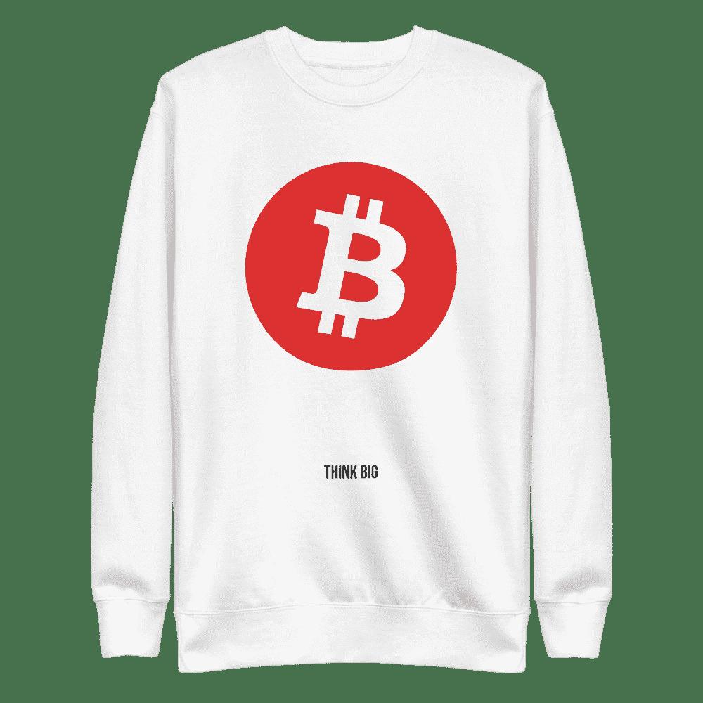 Bitcoin x Think Big Sweatshirt